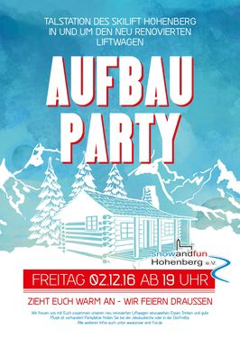 aufbauparty